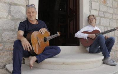 Goran Karan, Tedi Spalato i klapa Sveti Juraj HRM pozivaju vas na svevremensko glazbeno putovanje Dalmacijom – dobro nam došli u Kuću naše pisme!